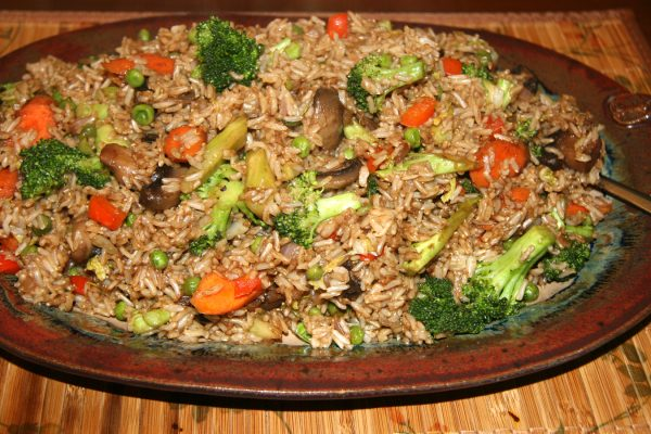 Chinese Stir-fried Rice