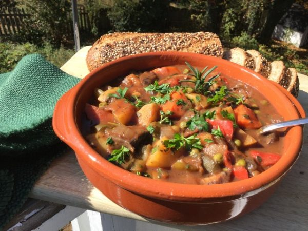 Hearty Winter Stew