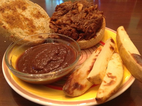 BBQ Jackfruit aka Vegan Pulled Pork