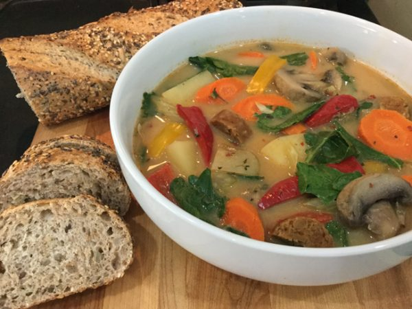 Zuppa Toscana -Tuscan Soup