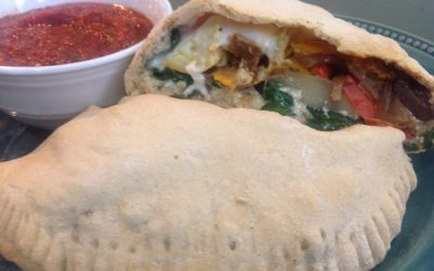 Divinely Decadent Vegan Calzones Your Family Will Love!
